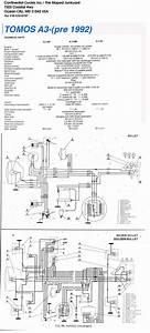 Tomos A3 Wiring Diagram