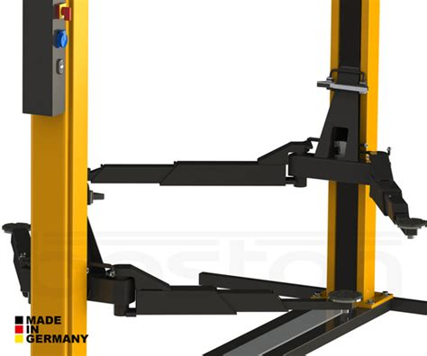 3t Two Post Vehicle Lift  Boston Garage Equipment