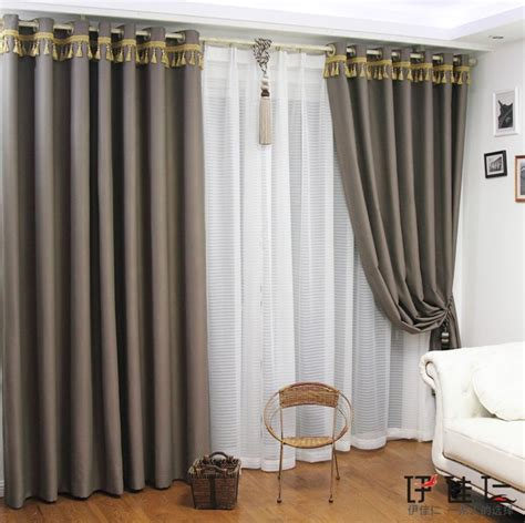 classic style of blackout curtain for your house new
