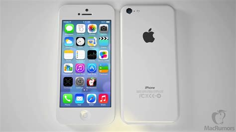 iphone 5c cost high resolution renderings of apple s lower cost plastic