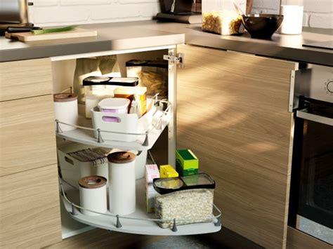 rationell corner base cabinet carousel ikea pinterest