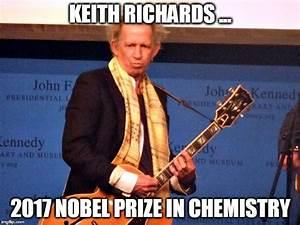 2017 Nobel Prize in Chemistry - Imgflip