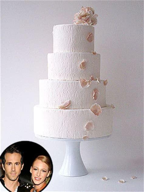 blake lively ryan reynoldss wedding dessert sweet