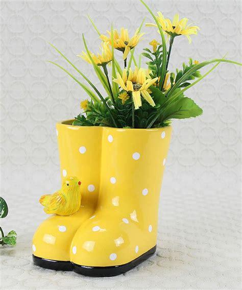 78 Images About Unique Flower Pots On Pinterest Gardens