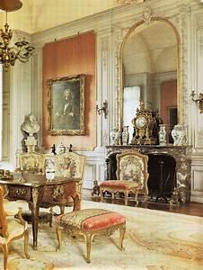French, Interiors, Of, The, Eighteenth, Century