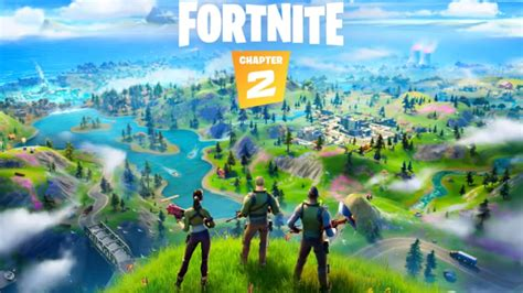 fortnite chapter    brings  map season