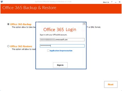 Office 365 Archive Mailbox by Office 365 Backup Tool To Archive Mailboxes To Pst