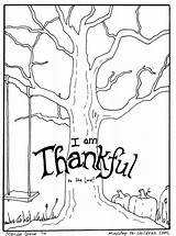 Coloring Thankful Tree Thanksgiving Ministry Children Reply Leave Cancel Previous sketch template