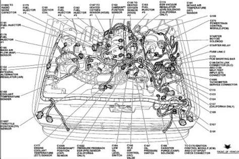 1991 Ford Ranger Engine Diagram by Ford Ranger 3 0 Wiring Diagram 24h Schemes