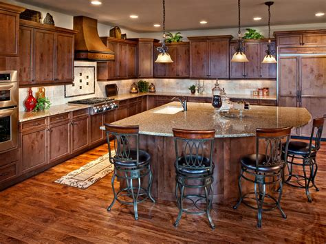 kitchen island designs ideas kitchen design pictures ideas tips from hgtv