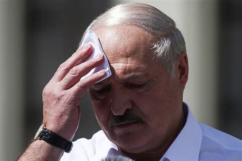 Posted at 16:07 6 may16:07 6 may. After huge Minsk opposition rally, has Lukashenko run out of political options? - LRT