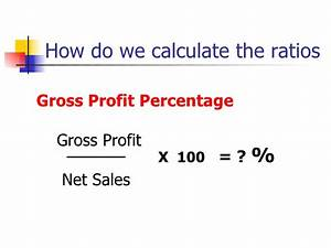 gross profit formula - DriverLayer Search Engine