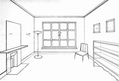 Perspective Point Inside Drawing Interior Draw Techniques