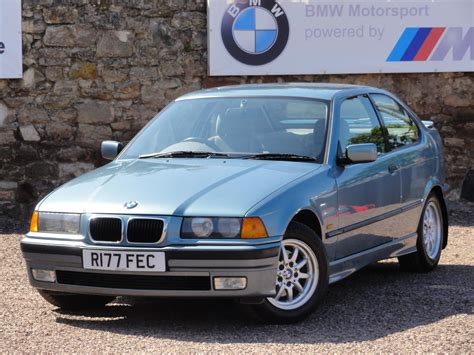 bmw 316i compact e36 used 1997 bmw e36 3 series 91 99 316i compact for sale in scotland pistonheads