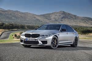 2018 Bmw M5 Competition Technical Overview Forcegtcom
