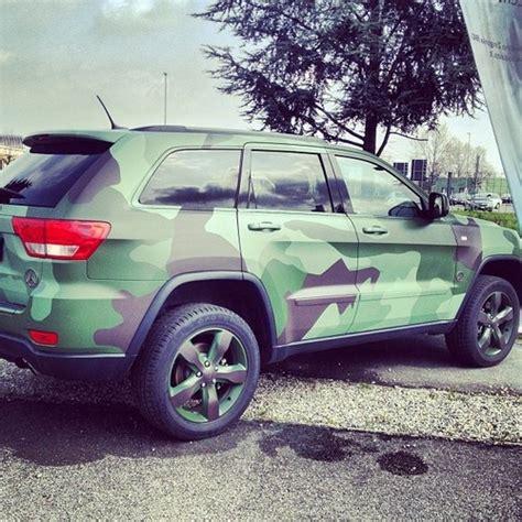 camo jeep cherokee jeep grand cherokee camouflage car pellicole oscuranti