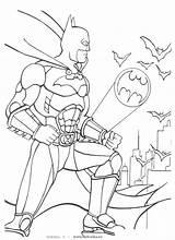 Batman Gambar Mewarnai Kartun Coloring Cartoon Buku Colouring Sheets Sheet Comic Bat Gratis sketch template