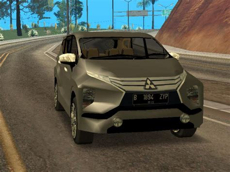 Mitsubishi Xpander Modification by Gta San Andreas Mitsubishi Xpander Mod Gtainside