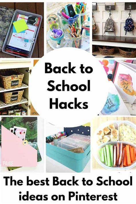 back to school hacks to back to school hacks princess