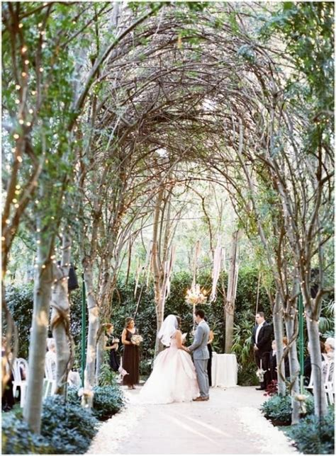 garden wedding enchanted secret garden wedding