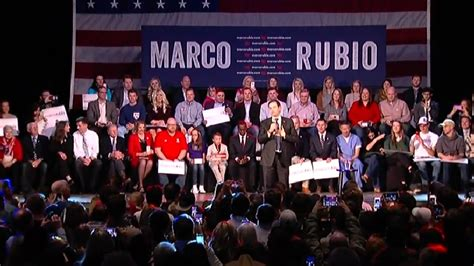 Marco Rubio Worried About 'con-artist' Donald Trump