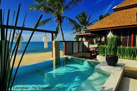 pavilion samui resort koh samui thailand intimate pool villas open to the