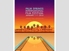 Film Festival Posters Palm Springs International Film