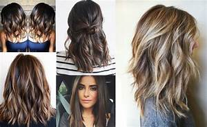 Medium Hairstyles 2018 20 Haircuts + Hairstyles 2018