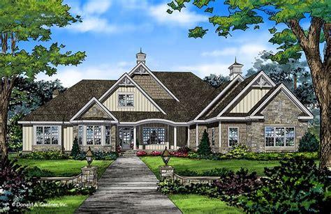 The Harper Home Plan # W-pin-1411