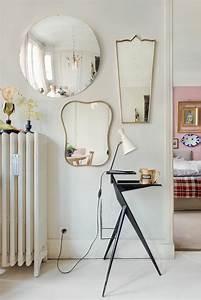 Decoration Murale Miroir : d co salon tendance nos coups de c ur pour la saison ~ Teatrodelosmanantiales.com Idées de Décoration