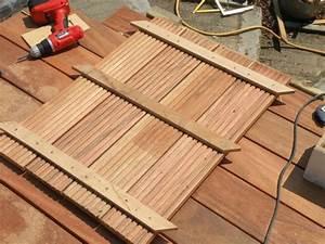 Caillebotis Pour Terrasse : l 39 atelier bois generic terrasse arrondie ~ Premium-room.com Idées de Décoration