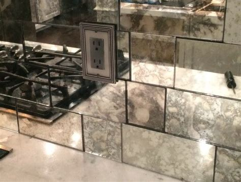 antique mirror glass tiles 1000 ideas about antique mirror tiles on pinterest antique mirrors mirror tiles and mirrored