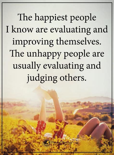 judging  quotes  happiest people