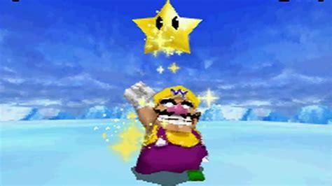 Super Mario 64 Ds All Secret Stars Youtube