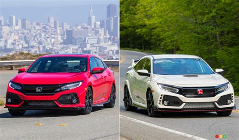 honda civic hatchback type   details released