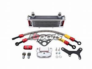 Crf50 Oil Cooler Kit - Tb Parts