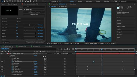 adobe updates premiere pro audition  effects