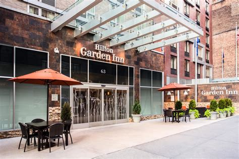 Hilton Garden Inn West 35th Street, New York, Ny