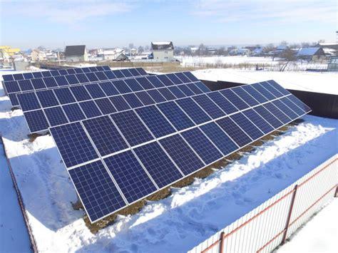 Расчет солнечной электростанции для дома
