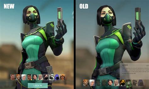 Latest Valorant Update Sneaks In New Character Models For Agents Allgamers