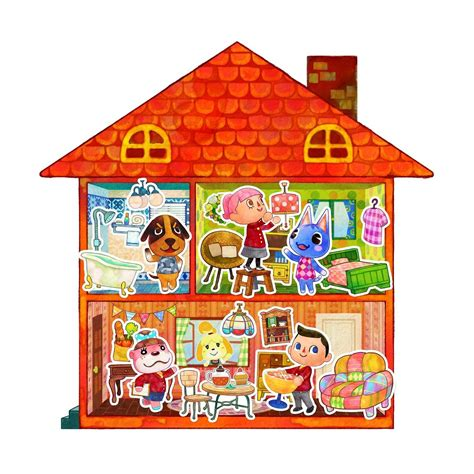 Happy Home Köln by Animal Crossing Happy Home Designer 3ds