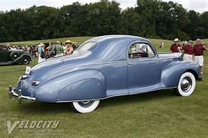 1941 Lincoln Zephyr Coupe Pictures