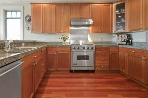 how to maintain hardwood floors in kitchen cherry floors keep stain or replace 9475