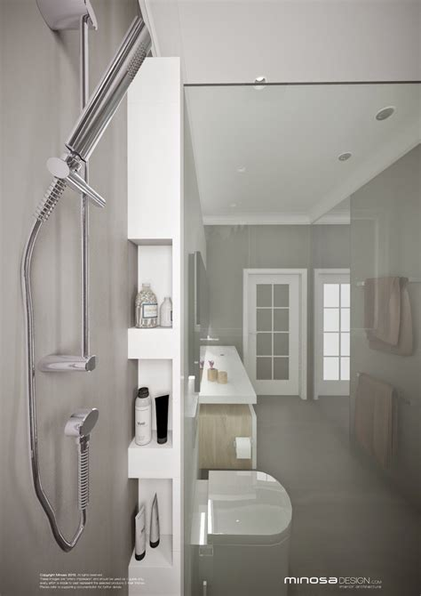Minosa Design: Converting a small bathroom Best Use of