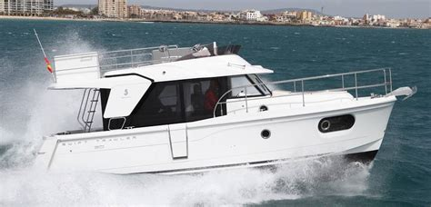dream swift trawler   complete sea trial