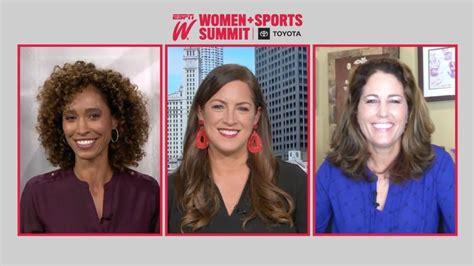 Watch the 2020 espnW -- Women + Sports Summit