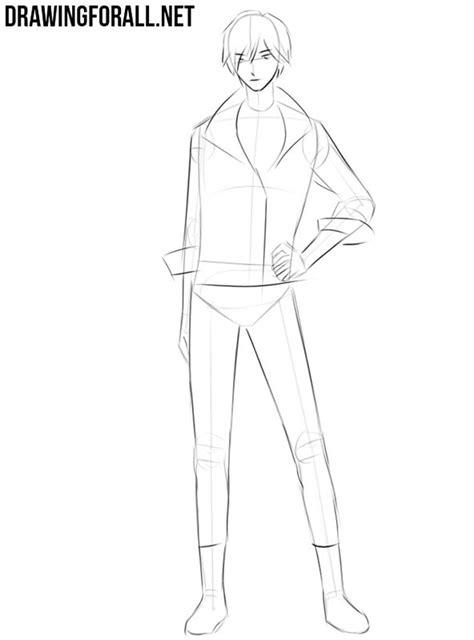 draw  anime character drawingforallnet
