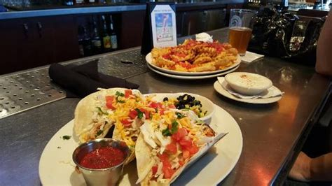 fish tacos and idaho nachos get the gc dip picture