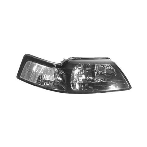 dorman 174 ford mustang 1999 2000 replacement headlight