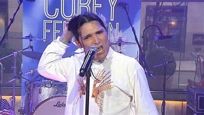 Corey Feldman Today Stand Hair Young Marie